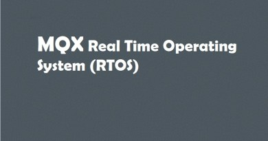 MQX Real Time Operating System
