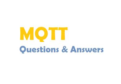 MQTT General Questions