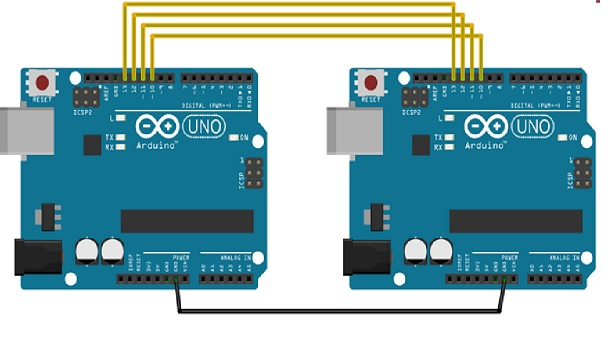 Arduino SPI tutorial