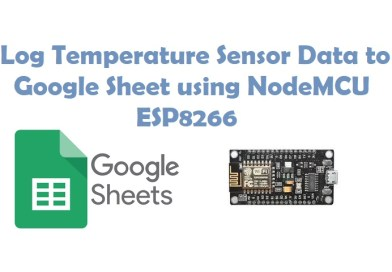 Google Sheet using NodeMCU
