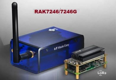 RAK7246 LoRaWAN