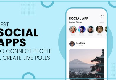 Social Apps to Connect People & Create Live Polls