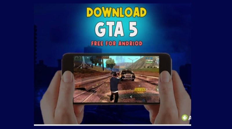 Download GTA 5 Highly Compressed For Android