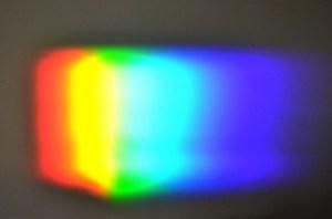 光のスペクトラム