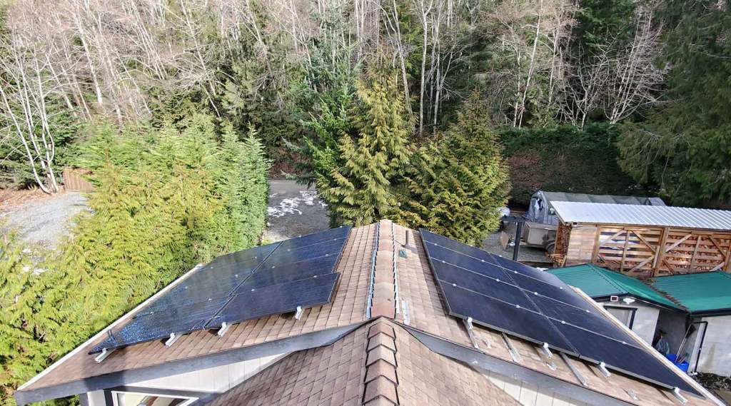 Off Grid Solar Array 5.2KW
