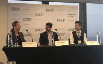 IOT Pay Shares Trends at McCarthy Tétrault 8th Annual Technology Law Innovation Summit