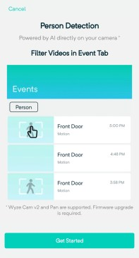 Wyze Person Detection Comes to Everyone - IoTRant