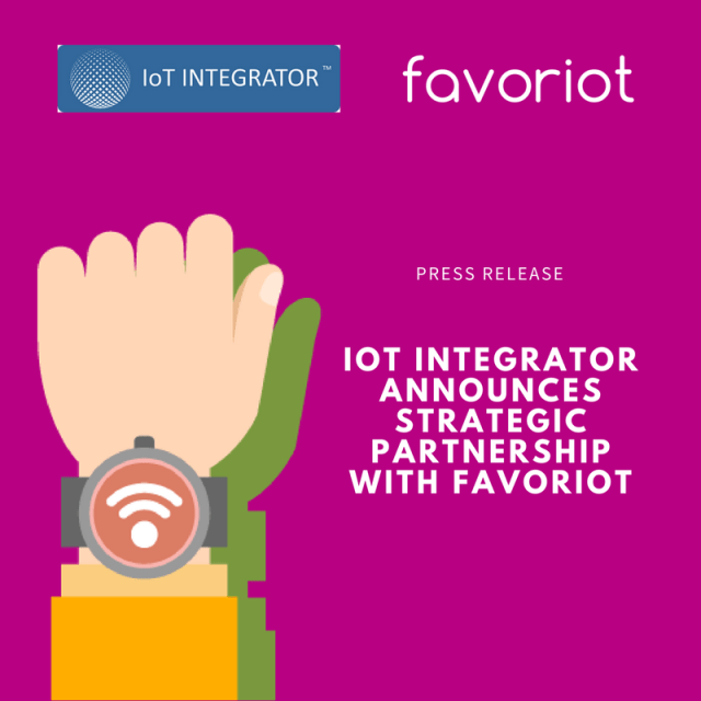 IoT Integrator Announces Strategic Partnership with FAVORIOT.png