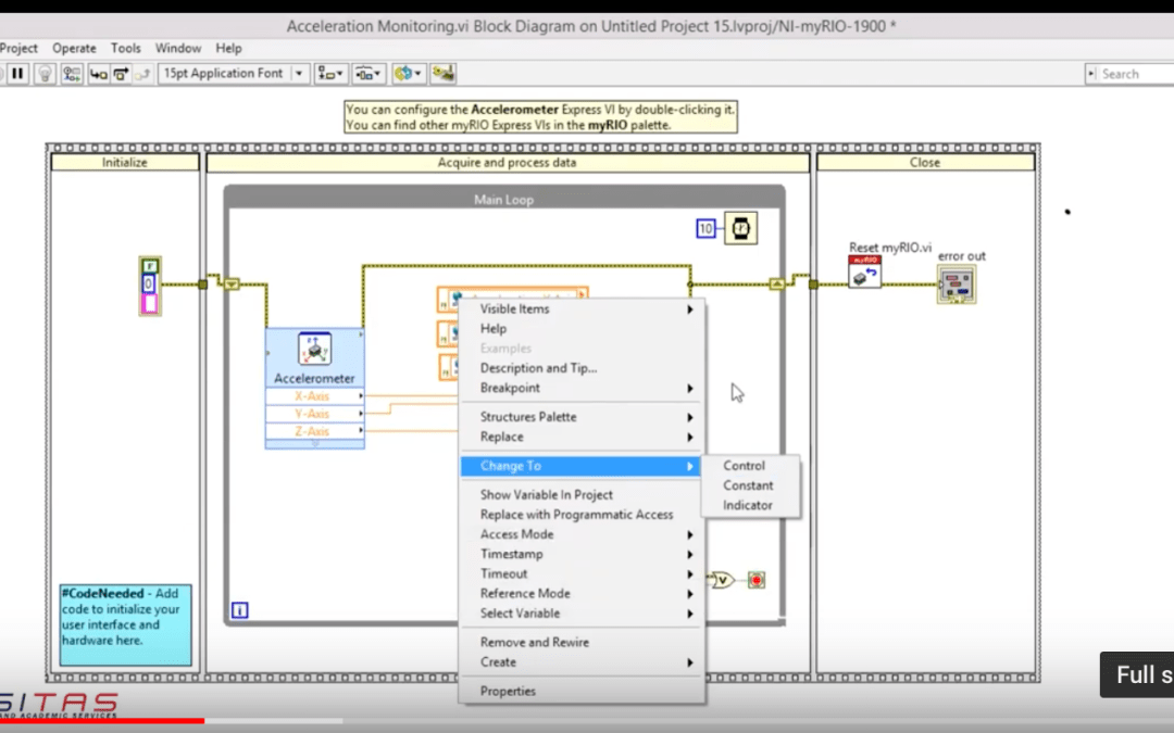 [IoT Video] – Using LabView With FAVORIOT