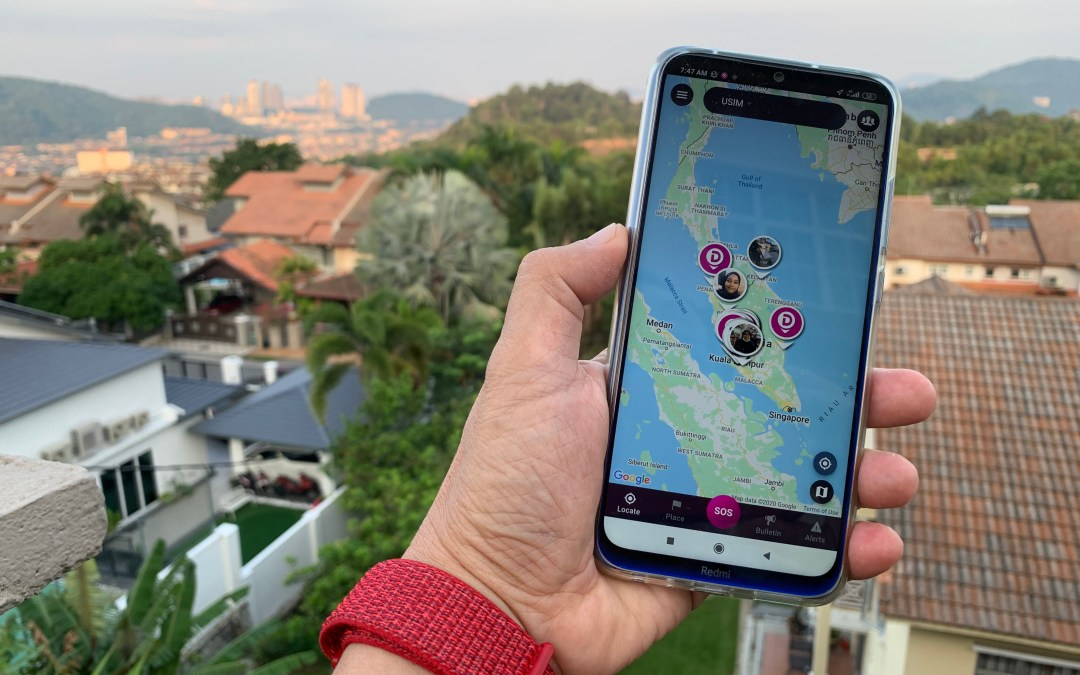 Coronavirus: Malaysia develops smartphone app for efficient contact tracing to help flatten the COVID-19 Curve
