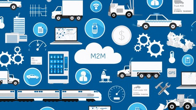 IoT and M2M market research