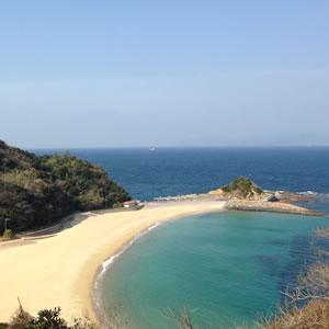 コスタ・デル・ソル(伊王島海水浴場)