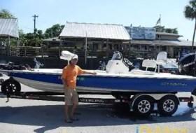Flats Sterling Bass Boat