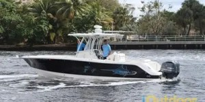 Marathon Charter Fishing Package Boat
