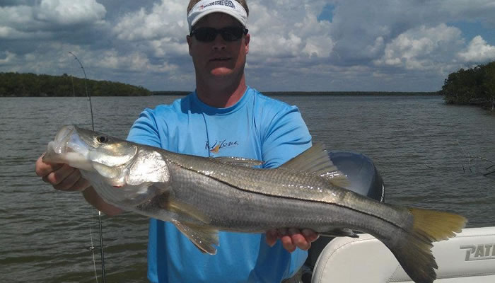 Palm Beach Inshore Snook Fishing