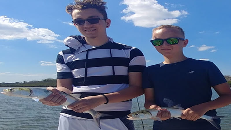 New Smyrna Saltwater Fishing Charter