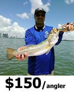 Miami Inshore Fishing Charters