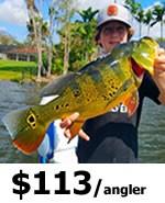 Miami Bass Fishing Charters
