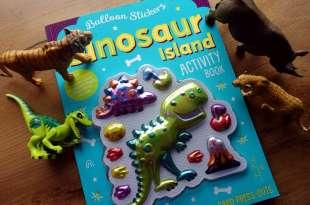 [心得分享] 孩子的視知覺遊戲 My First Copy and Colour 還有恐龍氣球貼紙遊戲書