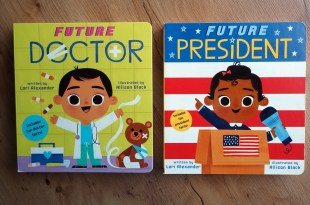 連續12個月獲家長五顆星|A Future Baby Book|未來寶寶硬頁書