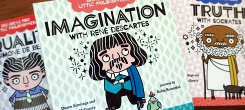 眾媽媽們一致推薦的品格書單|Big Ideas for Little Philosophers|親子共讀硬頁書