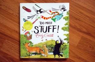 親子共讀:和孩子討論不是愈多愈好|Too Much Stuff! |是需要還是想要?