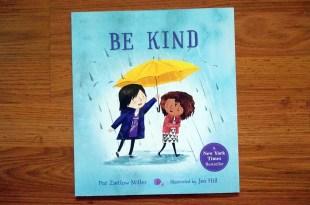 給小孩的同儕相關書單|Be Kind與Hello Friend繪本分享