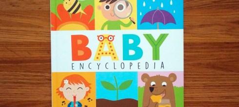 Baby Encyclopedia 小孩的第一本百科全書,差點被放生但其實是好書