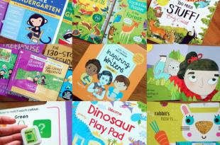 202105書單導讀|親子共讀硬頁書, tree house英文讀本CD, 全包英文教材, 貼紙遊戲書, 繪本