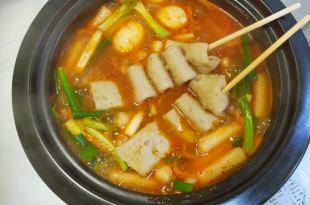 毓秀韓式燒烤醬|熱呼呼辣炒年糕,還有無添加毓秀即時料理