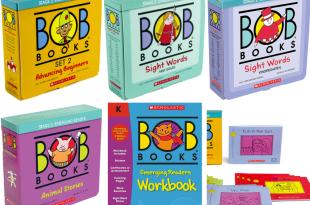 超過40年好評,最多老師與家長推薦|BOB Books小孩的第一套認字書(下篇)