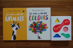 美術系童書 Marion Deuchars系列書單和Colour Changing Dinosaurs