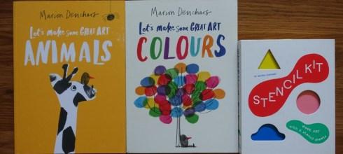 美術系童書|Marion Deuchars系列書單和Colour Changing Dinosaurs