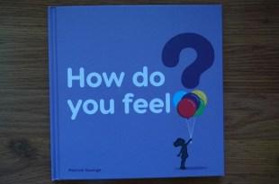 幼稚園孩子的情緒書單How do you feel|透過肢體語言了解情緒