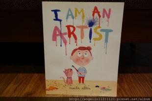 同大爺書報●I am an Artist●適合家有2歲叛逆小人的媽媽看