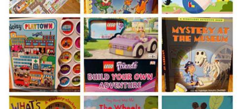 [已結團]4月書團●硬頁書,鵝媽媽歌謠,樂高積木,英國Orchard Toys新品拼圖,繪本●