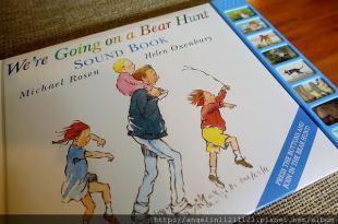 一本說2年還會想入手的好書●We're Going on a Bear Hunt●孩子超愛聽故事