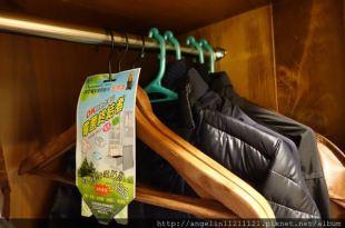 年終掃除與收納必用●台灣歐可生技-收納防霉吊卡●有專利的「預防防霉好物」