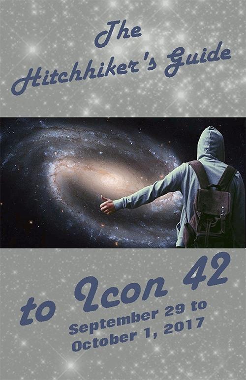 ICON 42 Program Book Art