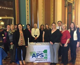 Iowa APSE Day on the Hill