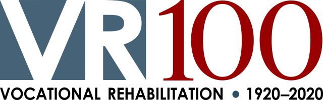 VR 100. Vocational Rehabilitation: 1920-2020.