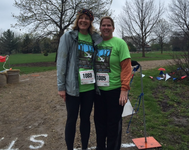 Run for the Trees –  5k, 1 mile Family Fun Run