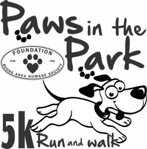 Paws in the Park @ Iowa Arboretum