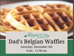 Dad's Belgian Waffles -  Postponed