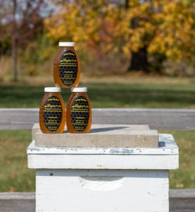 Fresh Honey Pick-Up @ 1875 Peach Avenue