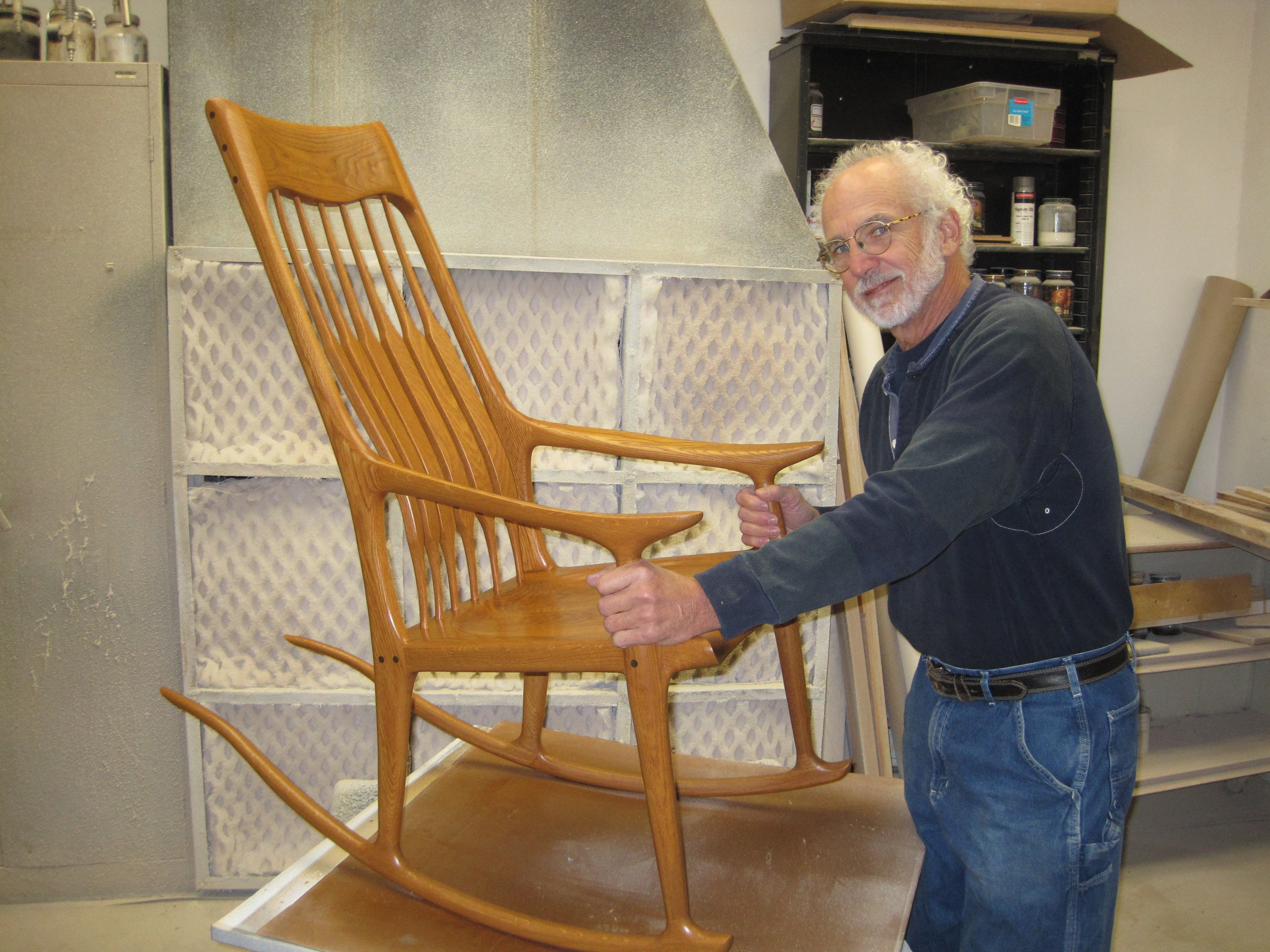 Free Traditional Rocking Chair Plans PDF Woodworking Plans