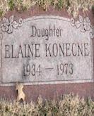 elaine-konecne-gravestone-165px