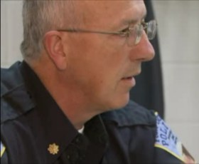 Assistant Police Chief Kevin Doty