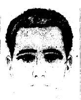 Sketch of suspect in Leota Camp homicide