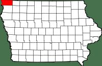Lyon County in Iowa